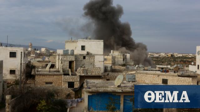 Συρία: Νεκροί 11 στρατιώτες προσκείμενοι στην Τουρκία στις επιδρομές της Πολεμικής Αεροπορίας της Ρωσίας - Δείτε βίντεο
