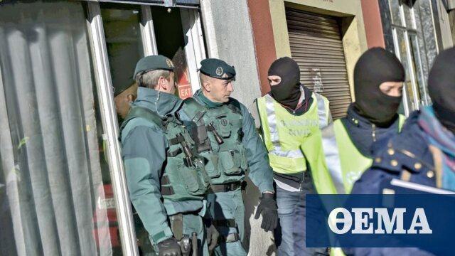 Συνελήφθησαν τέσσερις ύποπτοι τζιχαντιστές σε Βαρκελώνη και Μαδρίτη