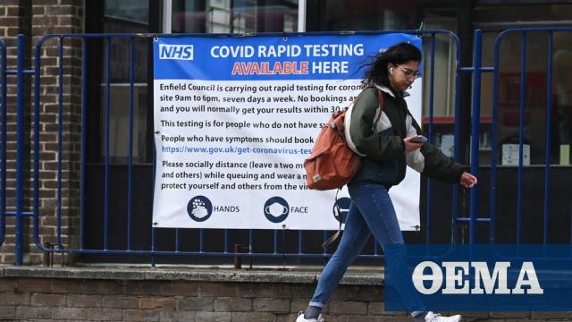 Η υποπαραλλαγή της Δέλτα δεν θα μεταβάλει την εικόνα της επιδημίας, εκτιμά Βρετανός ειδικός