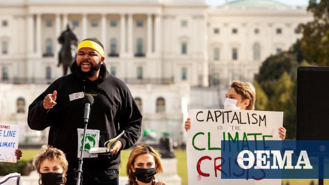 Βλέπουν «δύσκολη» την επίτευξη μιας παγκόσμιας συμφωνίας στη σύνοδο COP26 για το κλίμα