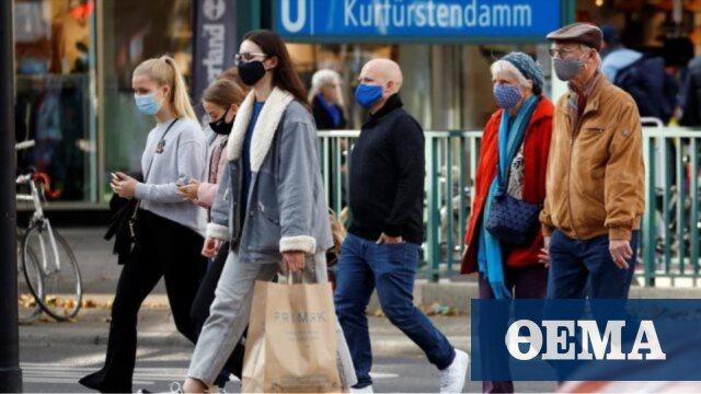 Ραγδαία η αύξηση των μολύνσεων από κορωνοϊό στη Γερμανία - Μια «ανάσα» πριν τα επίπεδα Μαΐου