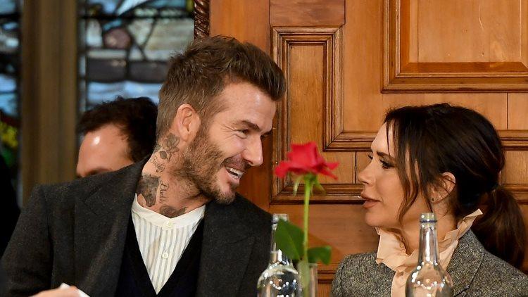 Ο Ντέιβιντ και η Βικτόρια Μπέκαμ γιόρτασαν τα 21 χρόνια γάμου με έναν  extreme τρόπο b10d367e766