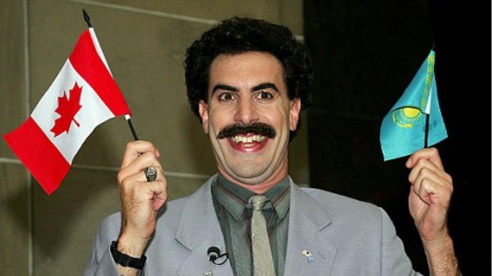 Από τον Borat στον Saddam και τον Freddie Mercury
