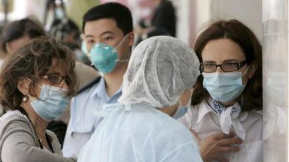Five victims from the new flu