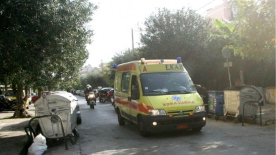 Εργάτης διαμελίστηκε από έκρηξη ελαστικού στη Χαλκίδα