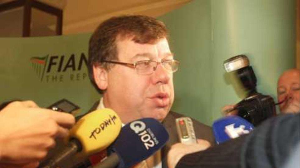 Παραιτήθηκε ο Ιρλανδός πρωθυπουργός Μπράιαν Κόουεν