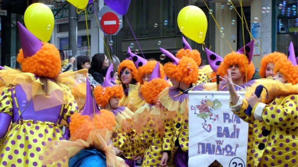 Ξεκινά το πατρινό καρναβάλι!