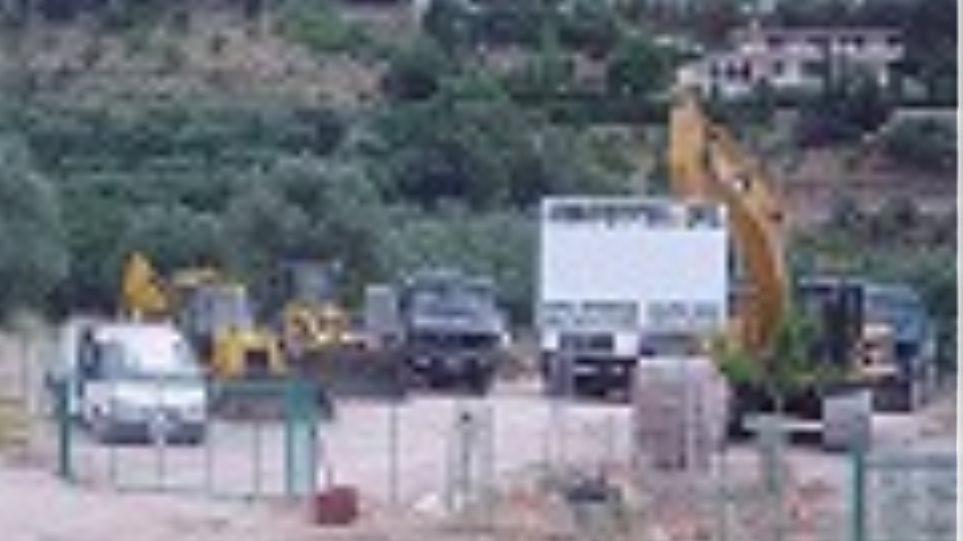Συνεχίζονται οι κλοπές εργαλείων από επαγγελματίες στην Άμφισσα