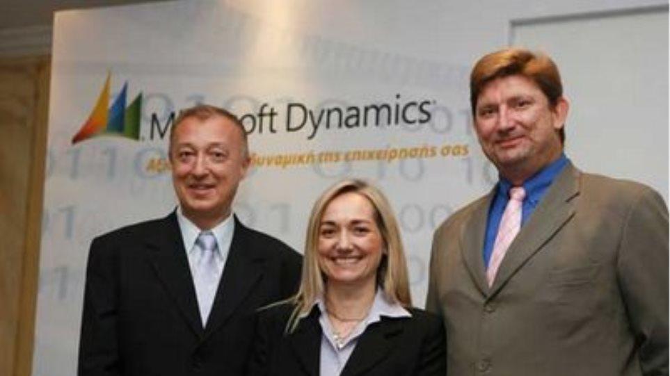 Παγκόσμια Διάθεση του Microsoft Dynamics CRM Online