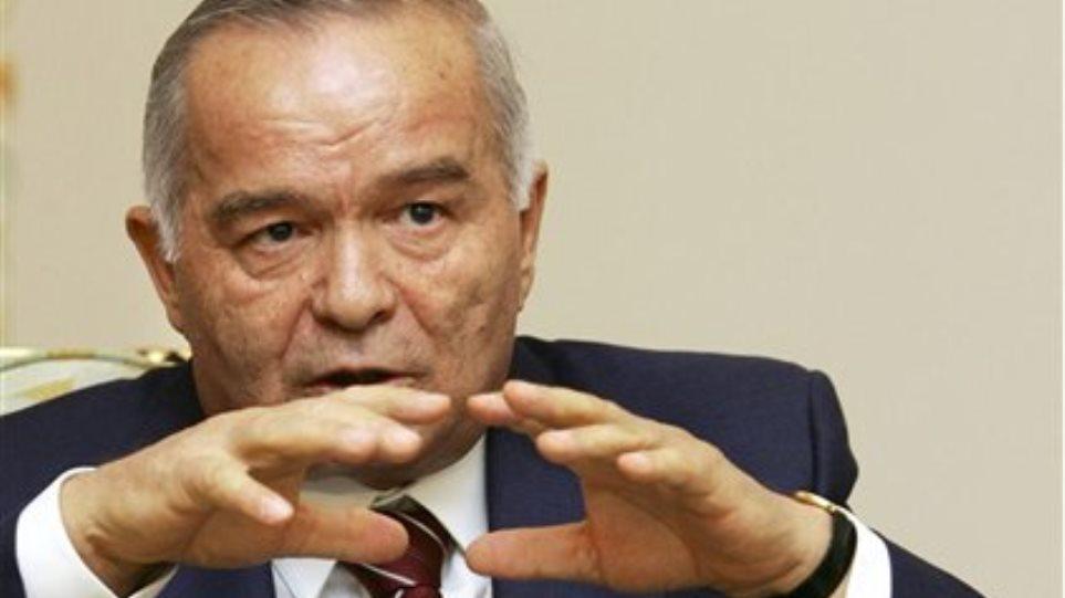 Επίσκεψη στις Βρυξέλλες του ηγέτη του Ουζμπεκιστάν