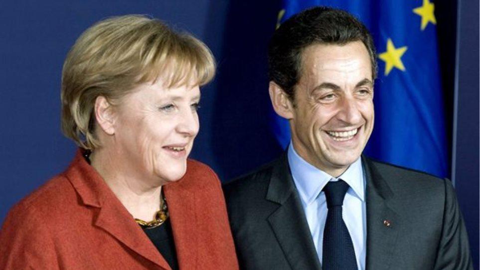 Ισχυρότερες οικονομικά Γερμανία και Γαλλία στην Ευρωζώνη