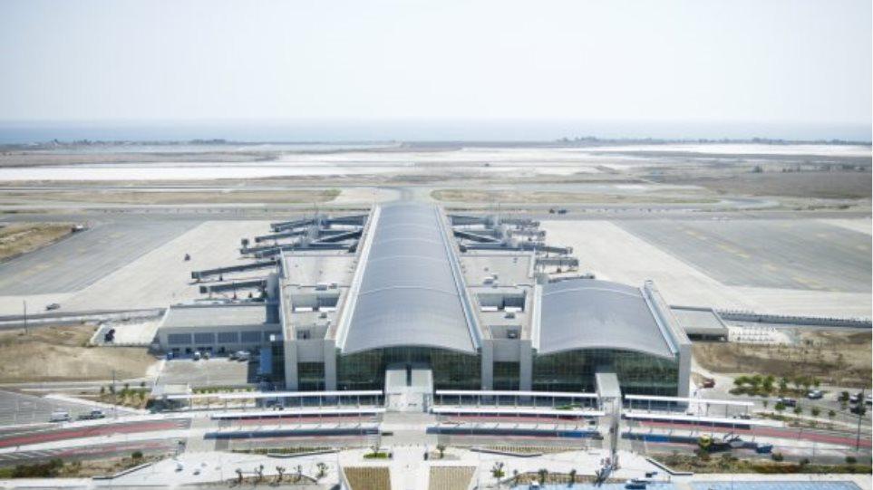 Πρωτιά για το αεροδρόμιο Λάρνακας σε παγκόσμιο διαγωνισμό!