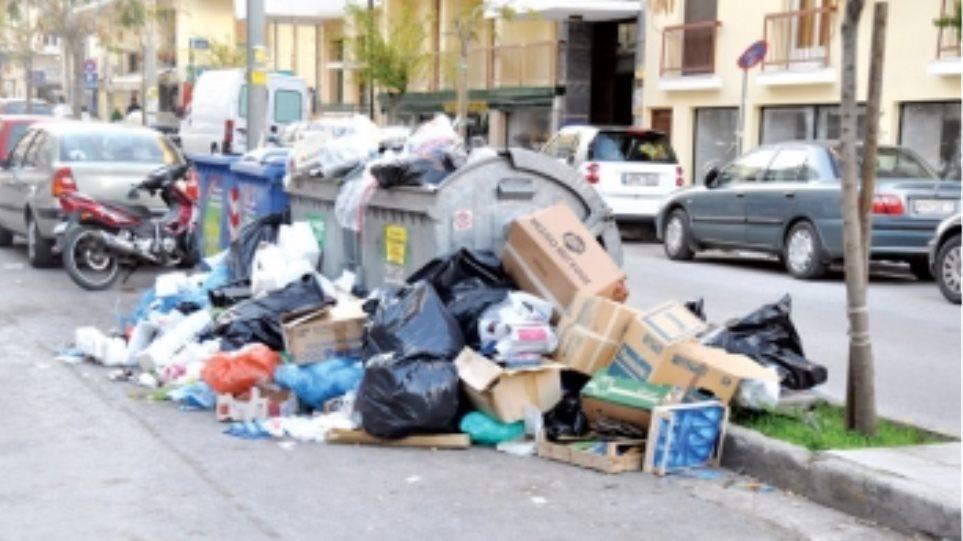 Άλλοθι ψάχνει ξανά ο Νίκας για τα σκουπίδια