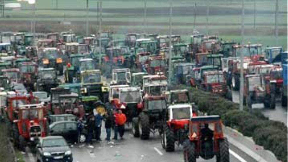 Στον εισαγγελέα οι επτά συλληφθέντες αγρότες