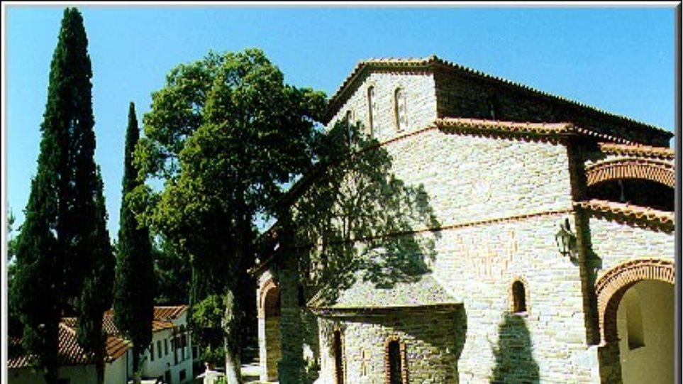 Βούλγαροι οι δράστες  της κλοπής στο μοναστήρι