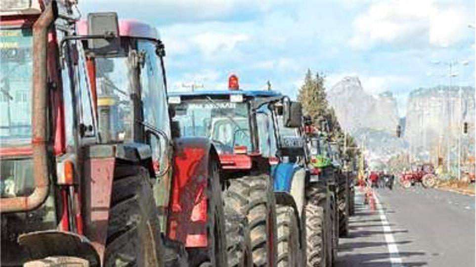 Συνεχίζουν τις κινητοποιήσεις οι Σερραίοι αγρότες
