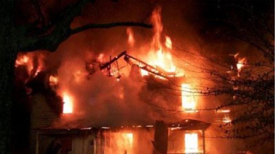 Αγοράκι κάηκε ζωντανό στη Θήβα