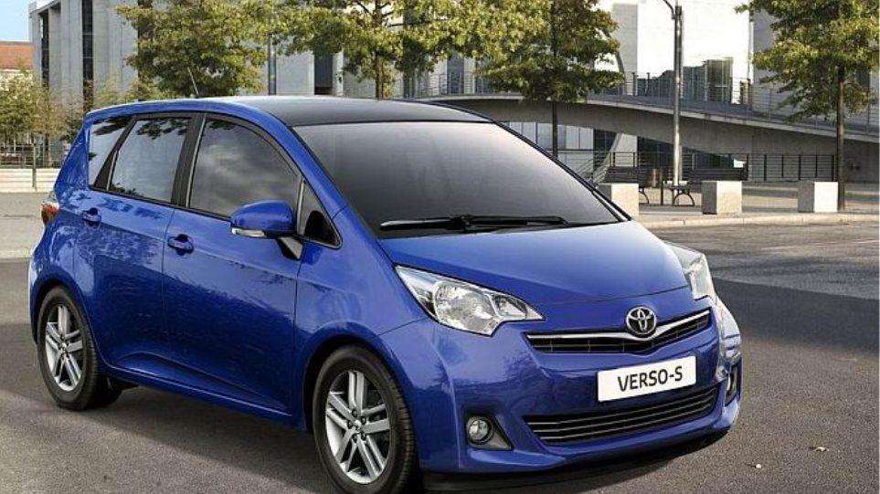 Οι τιμές πώλησης του Toyota Verso S