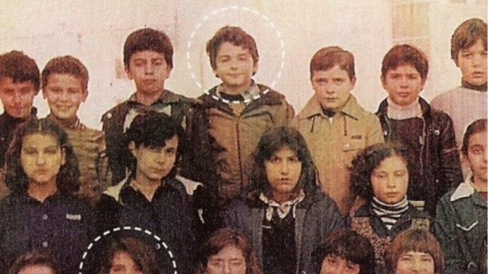 Mενεγάκη - Λιάγκας: Όταν πηγαίνανε μαζί σχολείο!