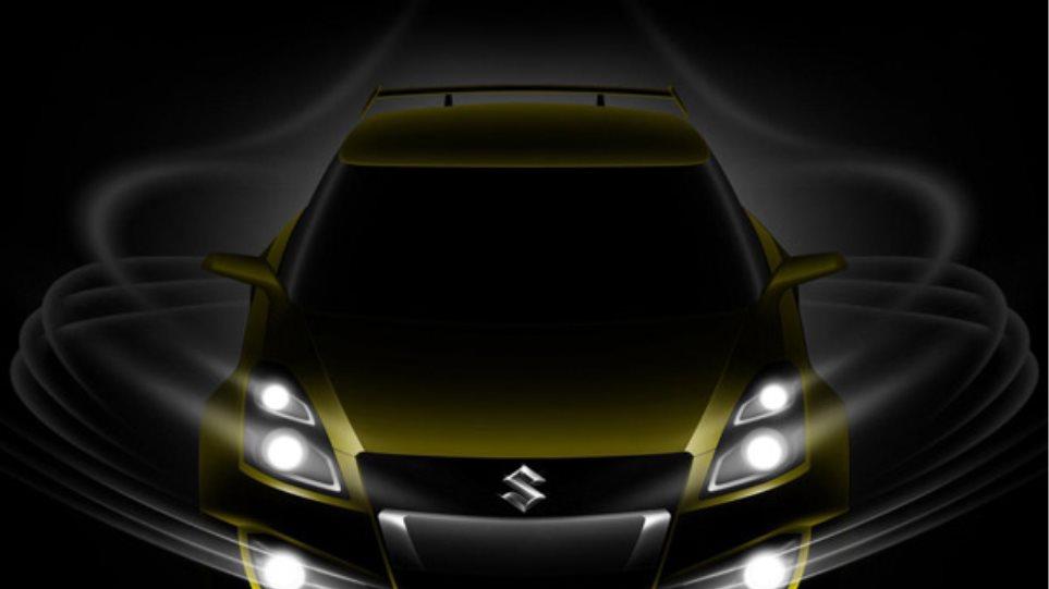 Το πιο «άγριο» Suzuki Swift!