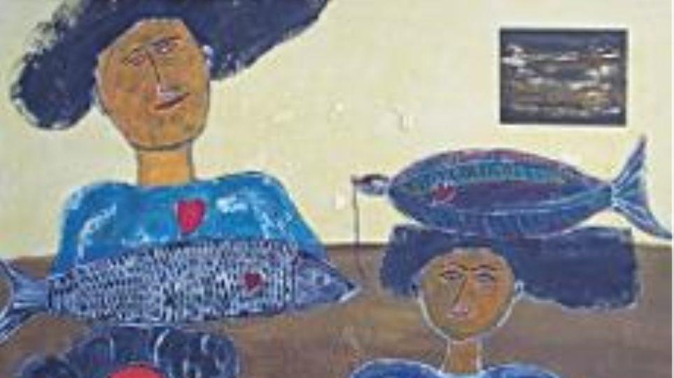 Παρουσίαση βιβλίου και έκθεσης ζωγραφικής του Γιώργου Μελίκη