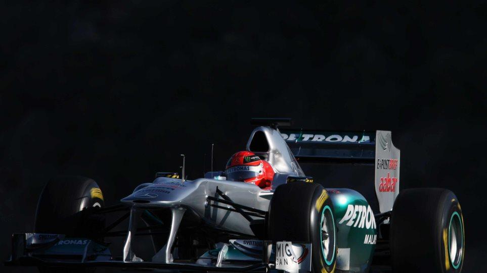 F1, Χερέθ, δοκιμές εξέλιξης 2η μέρα: Ταχύτερος ο Σουμάχερ!