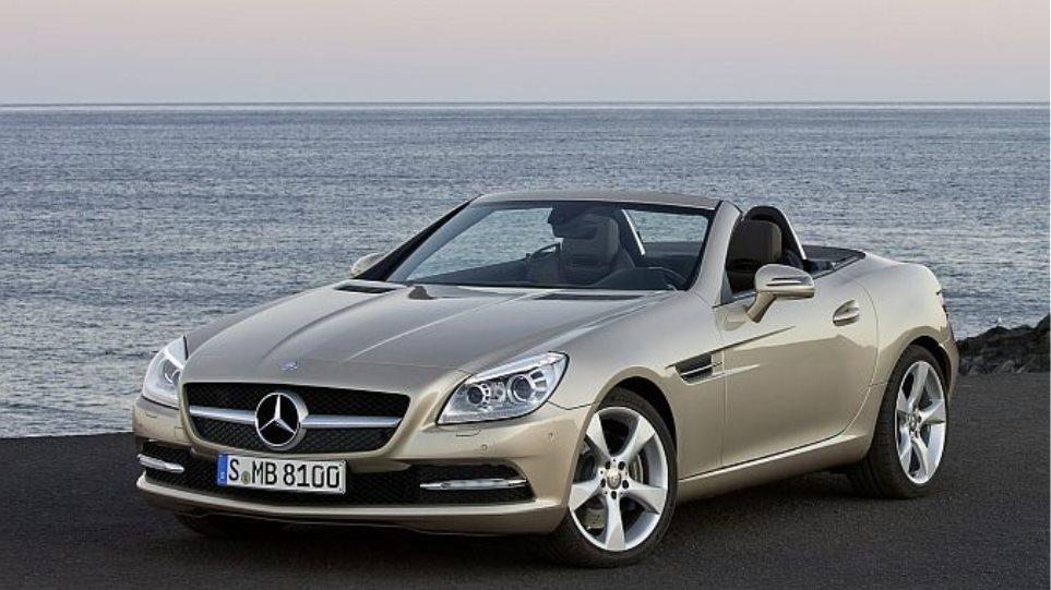 Νέες φωτογραφίες της Mercedes SLK (video)