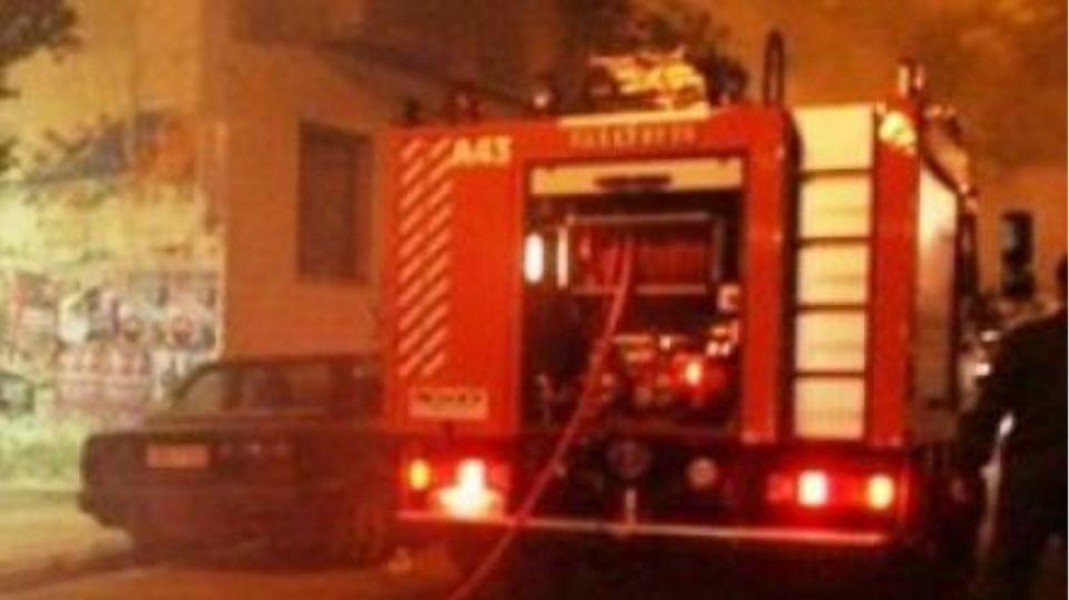 Αποτέλεσμα εικόνας για Φωτιά σε διαμέρισμα στο Αγρίνιο