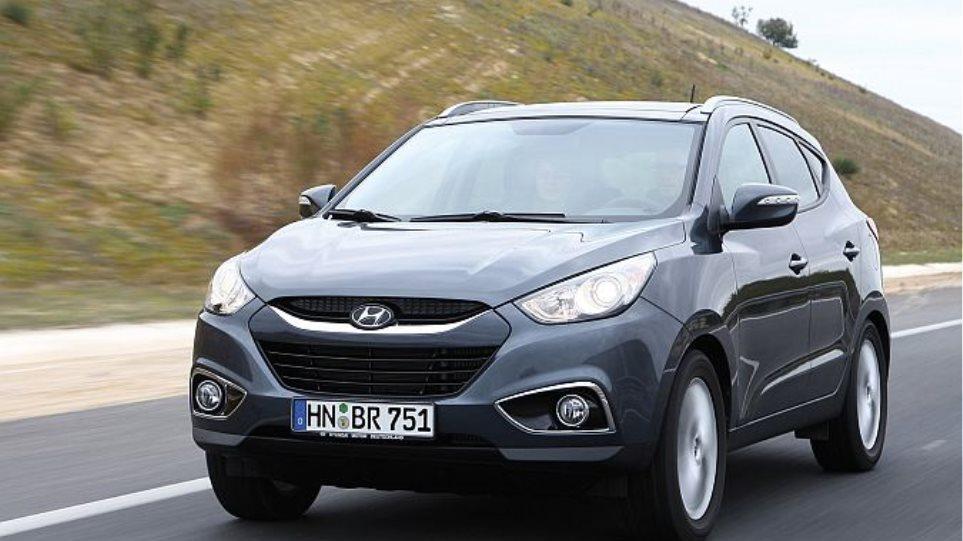 Οι τιμές πώλησης του Hyundai ix35