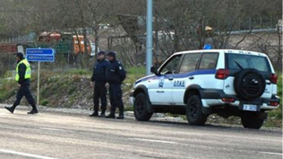 """Ο έλεγχος της ΟΠΚΕ """"έβγαλε"""" χασίς και 4 συλλήψεις"""