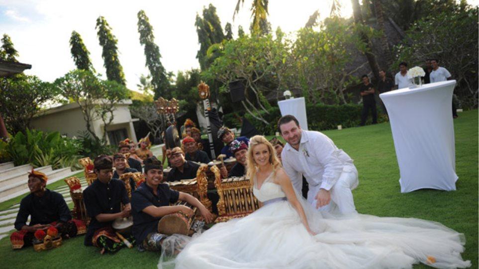 0b010c70f6fd Εξωτικός γάμος στο Μπαλί