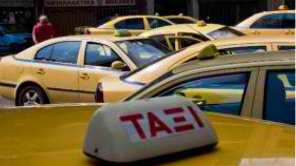 Είδε τελικά τους ταξιτζήδες ο Ραγκούσης