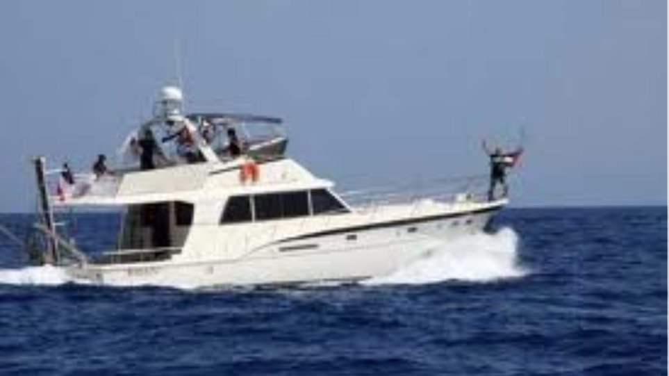 Στη Σητεία το γαλλικό σκάφος που θέλει να φτάσει στη Γάζα