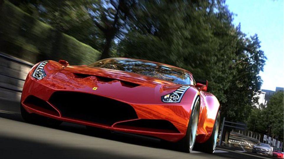 Στα σκαριά η νέα Ferrari 599