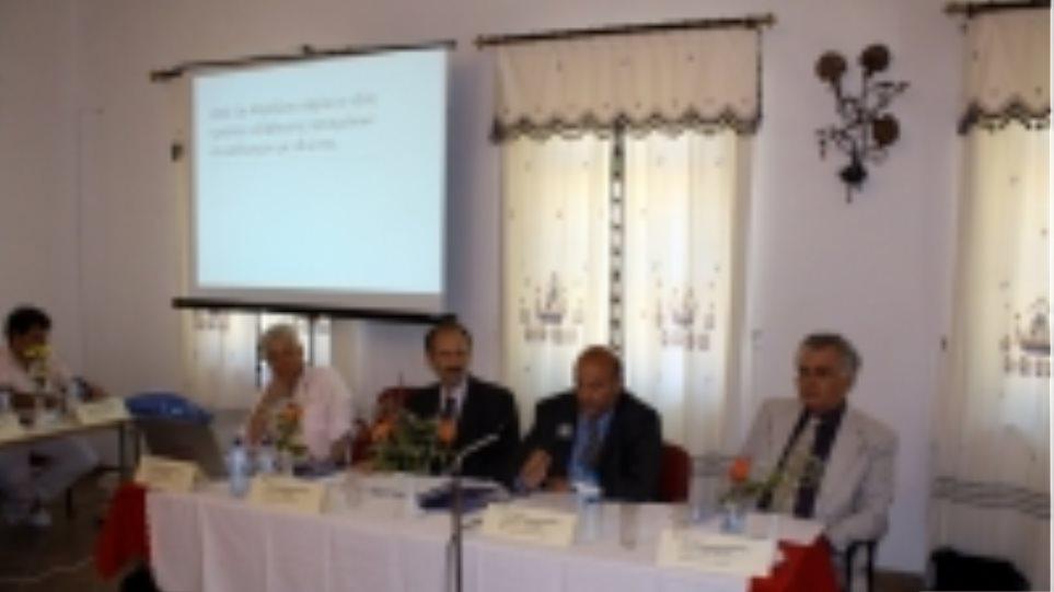 Ολοκληρώθηκε το Συνέδριο των Εμπορο-Κυκλαδιτών στην Αμοργό