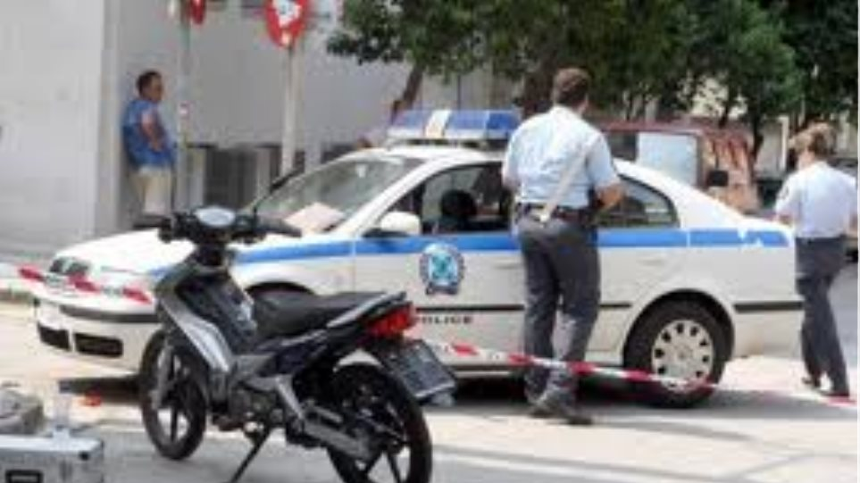 Σύλληψη δύο 18χρονων για κλοπή μοτοσικλέτας