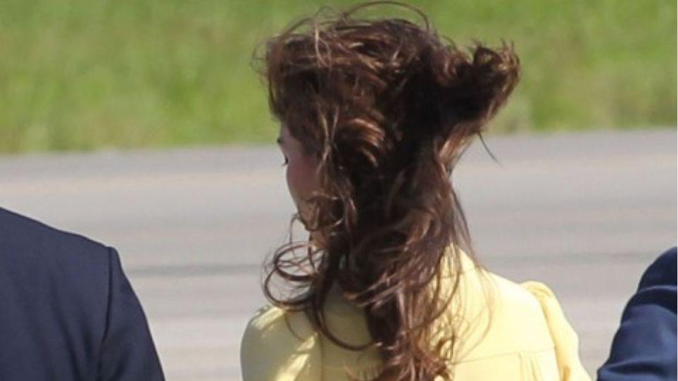 Φοράει στρινγκ ή τίποτα η πριγκίπισσα Kate;