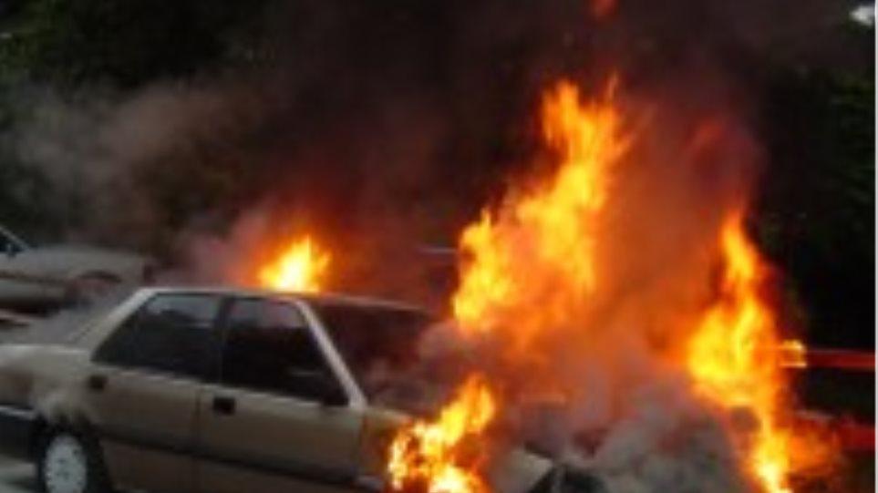 Απόπειρα εμπρησμού 9 αυτοκινήτων στο Δήμο Καβάλας