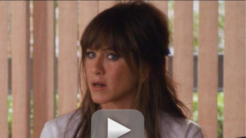 Η Jennifer Aniston όπως δεν την έχουμε ξαναδεί