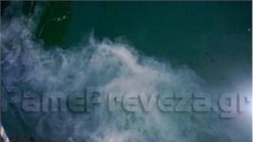 Πρέβεζα: Τα λύματα πέφτουν στην θάλασσα