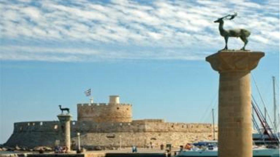 Αρχαία ναυάγια καθυστερούν την επισκευή του λιμανιού στη Ρόδο