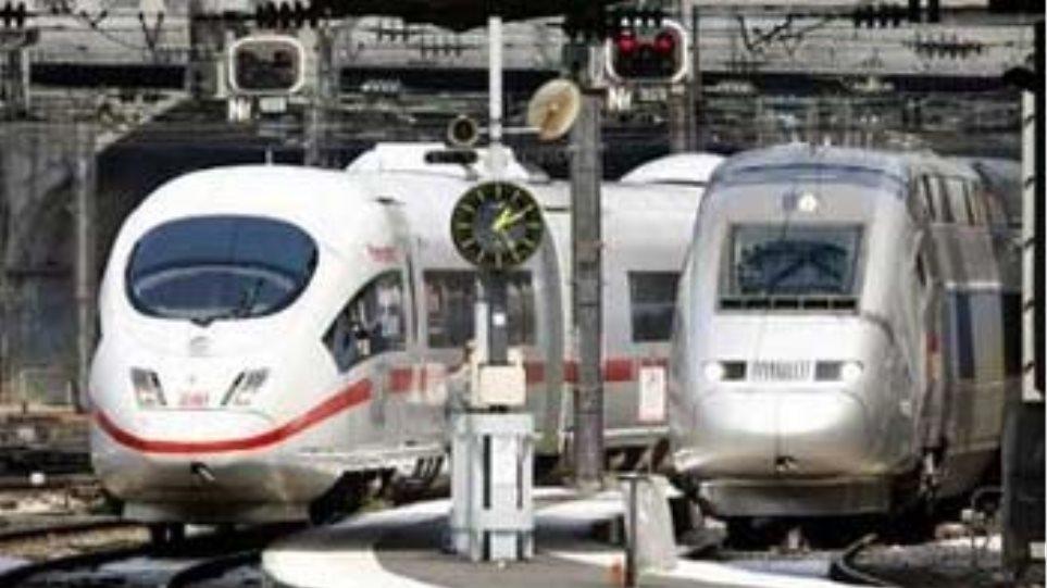 Ληστές τρένων στη Γαλλία αλά Άγρια Δύση