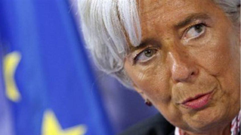 Ανησυχία Λαγκάρντ την κρίση του αμερικανικού χρέους