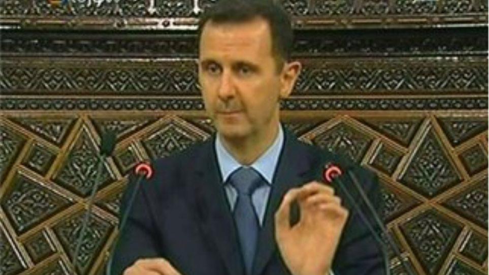 Νέο κυβερνήτη της Χάμα διόρισε ο Άσαντ