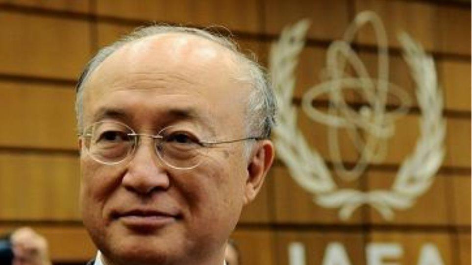 Ο υπουργός Εξωτερικών του Ιράν συναντά τον επικεφαλής της IAEA