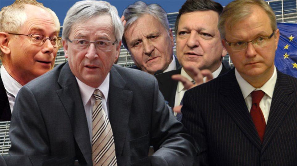 Εκτακτη συνάντηση στις Βρυξέλλες για τη διάσωση της Ελλάδας