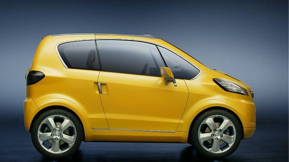 Ερχεται το Smart της Opel