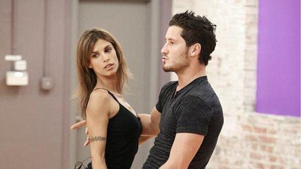 Η Elisabetta αναστατώνει το Dancing with the Stars