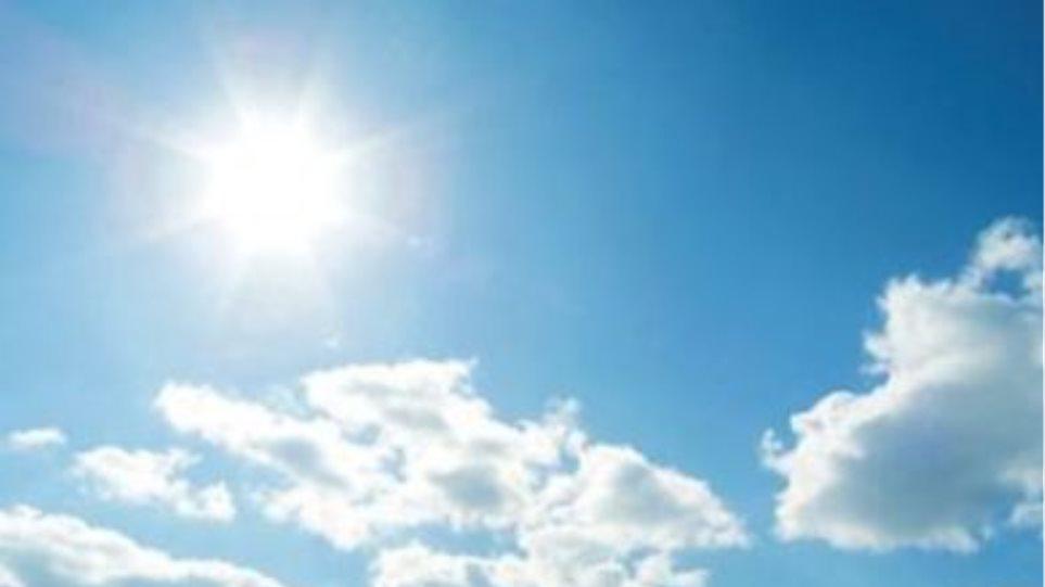 Temperatures will reach 35 degrees Celsius