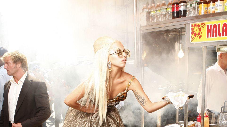 Άλλο ένα «χτύπημα» της Gaga